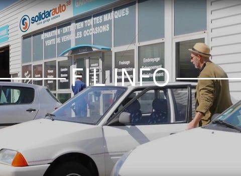 Le garage solidaire solidarauto 38 lance une campagne de for Financement garage auto