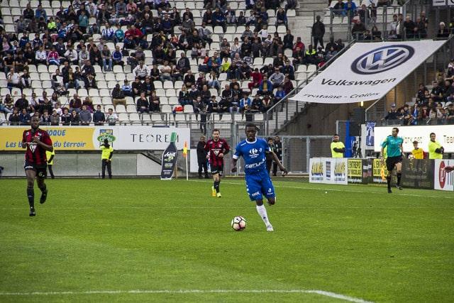 Match du 13 mai 2017, GF38 - Le Puy, Stade des Alpes, Grenoble © Chloé Ponset - Place Gre'net