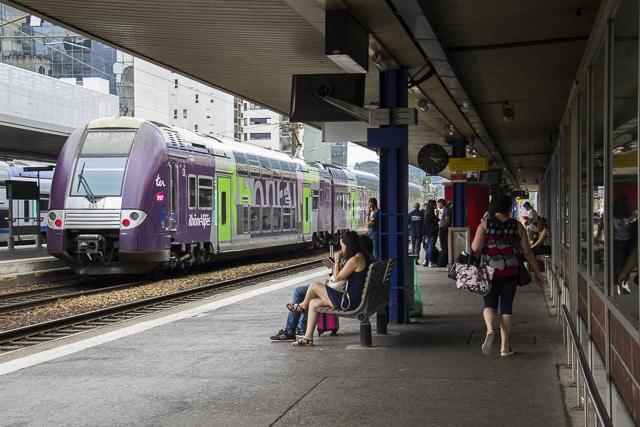 Grenoble, centre ferroviaire d'un RER métropolitain ? © Chloé Ponset - Place Gre'net