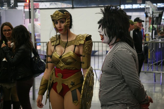 Le Cosplay comme « ADN » du Hero Festival © Florent Mathieu - Place Gre'net