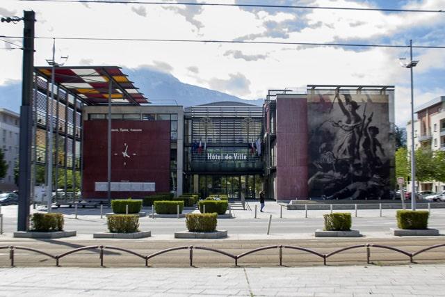 Pas de couvre-feu prévu à Échirolles © Chloé Ponset - Place Gre'net