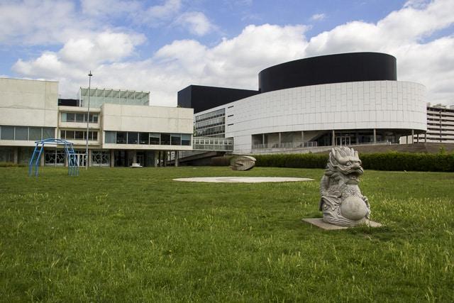 MC2, Maison de la culture de Grenoble © Chloé Ponset - Place Gre'net