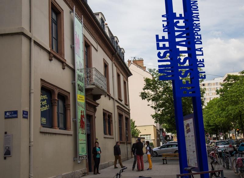 Musée de la Résistance et de la Déportation de l'Isère, rue Hébert à Grenoble. © Yuliya Ruzhechka - Place Gre'net