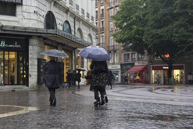 Les pluies du début du mois de septembre n'ont pas suffi à circonscrire la sécheresse © Chloé Ponset - Place Gre'net