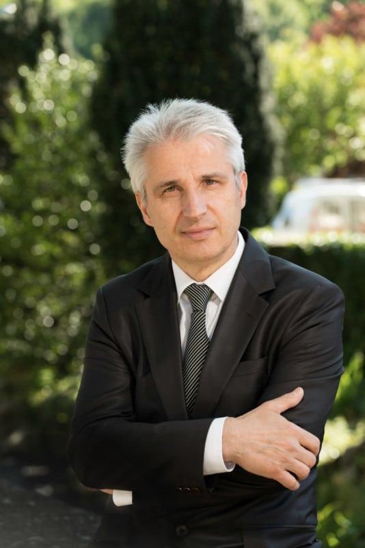 Pierre Verri, maire de Gières, est le candidat PS dans cette deuxième circonscription. Il tente de succéder au député socialiste sortant Michel Issindou. © DR