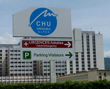 CHU de Grenoble - La Tronche