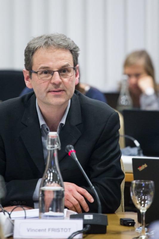 Vincent Fristot. adjoint à la Ville de Grenoble et président de GEG. © Yuliya Ruzhechka - Place Gre'net