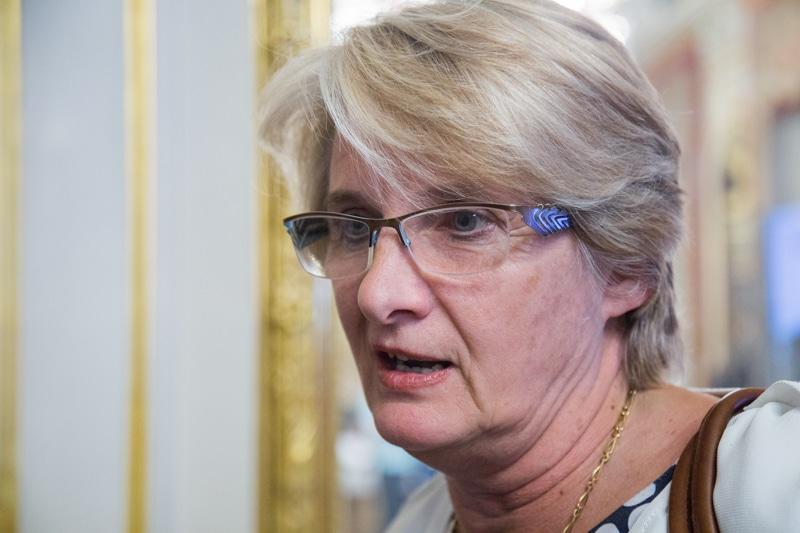 Marie-Noëlle Battistel, députée de la quatrième circonscription de l'Isère © Yuliya Ruzhechka - Place Gre'net