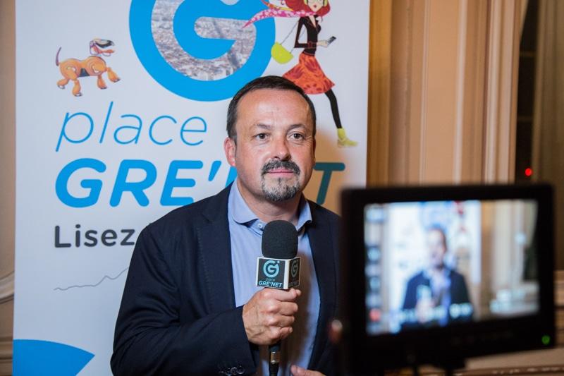 Yannick Neuder, vice-président de la Région à l'Enseignement supérieur, à la Recherche et à l'Innovation© Yuliya Ruzhechka - Place Gre'net
