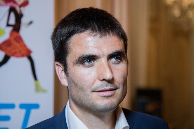 Jean-Charles Colas-Roy, député de la deuxième circonscription de l'Isère. © Yuliya Ruzhechka - Place Gre'net