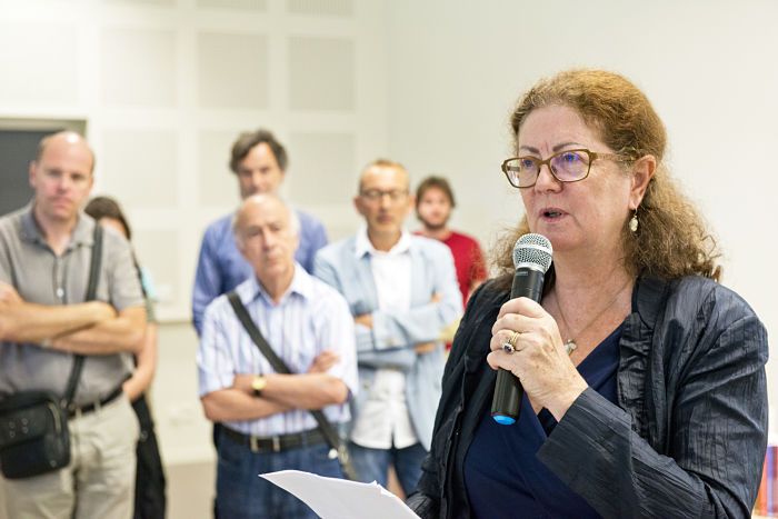 Lise Dumasy, présidente de l'UGA. DR