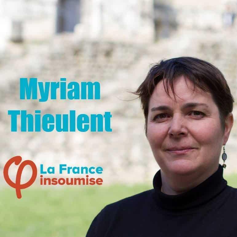Myriam Thieulent. DR