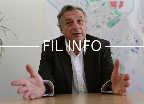 """Nouvelle séance marathon lundi au conseil municipal de Grenoble et nouvelle salve d'insultes. Paul Bron dénonce une """"démocratie par l'épuisement""""."""