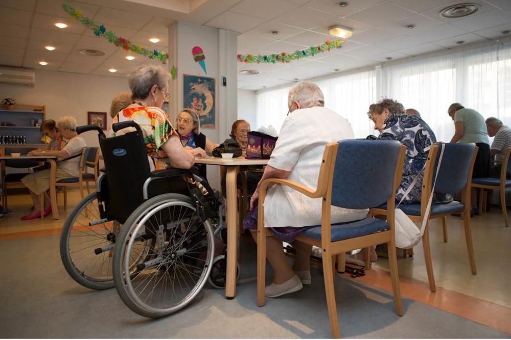 Les personnes âgées sont une population sensible à la question du non-recours et de l'accès aux droits. © Ville de Grenoble