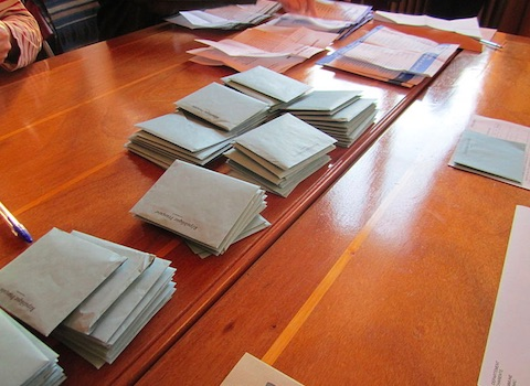 Le 1er tour des élections législatives a réservé quelques surprises en Savoie. @ Pierre-Alain Dorange - Wikimedia Commons