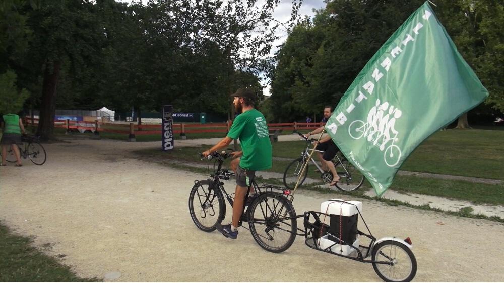 "Un ""village des alternatives"" organisé par Alternatiba samedi 25 septembre à Grenoble"