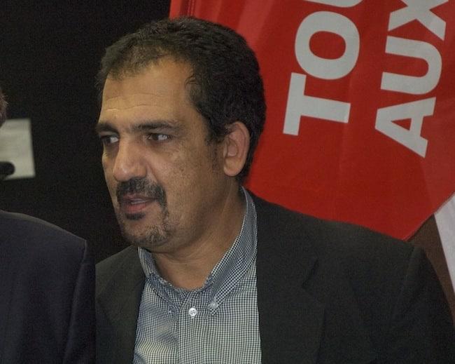 Chérif Boutafa, président de l'Union de quartier Capuche, délégué FO à la ville de Grenoble. DR