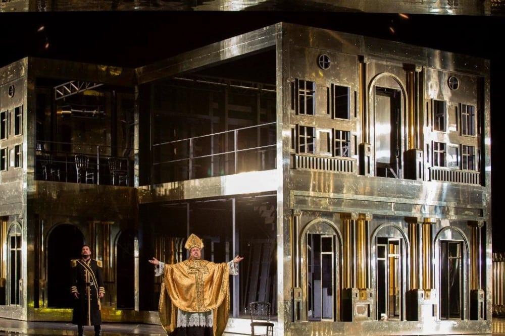 Aïda de Verdi, mise en scène d'Olivier Py. DR
