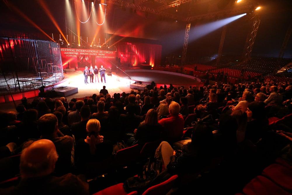 Le Festival international du Cirque quittera la ville de Voiron pour son édition 2019. Définitivement ? © Ville de Voiron