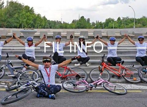 Jeudi 24, lundi 28 et mardi 29 août, l'équipe féminine arménienne des 24 Heures vélo du Mans sera à Grenoble pour participer à des réceptions et animations.