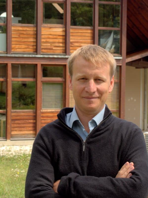 Olivier Putot, directeur du Parc naturel régional du Vercors. © Parc Vercors
