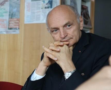 L'ex-député de l'Isère et président de la Cour des comptes Didier Migaud prend la tête de la Haute autorité pour la transparence de la vie publique