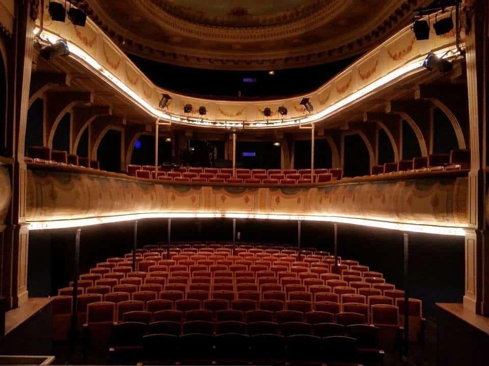 Le Théâtre de Vienne s'ouvre au public pour la première fois dans le cadre des Journées européennes du patrimoine. © Théâtre de Vienne