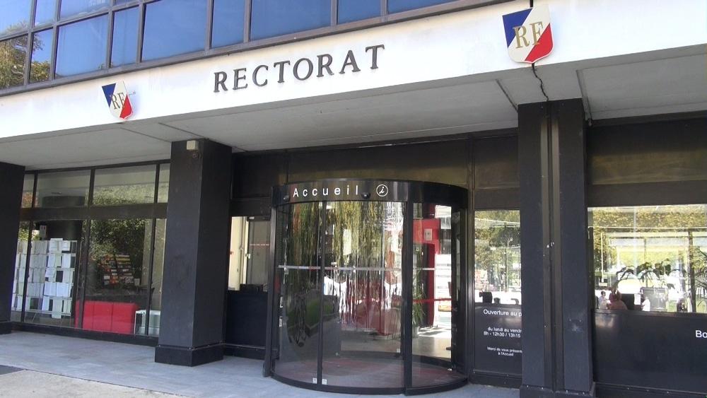 Le siège du rectorat de l'académie de Grenoble. © Joël Kermabon - Place Gre'net