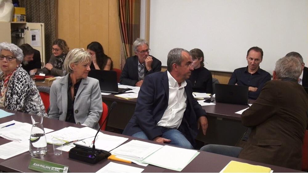 L'actuel maire de Meylan Jean-Philippe Blanc. © Joël Kermabon - Place Gre'net