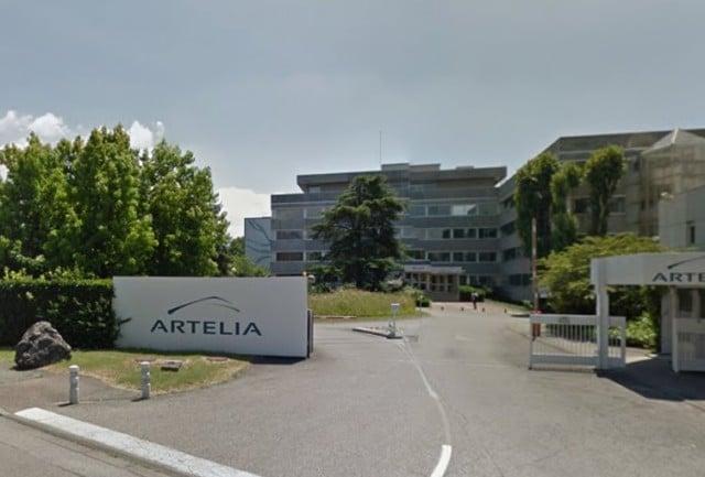Le siège de l'entreprise Artelia à Échirolles. DR