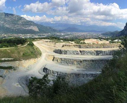 Malgré la grogne des Sassenageois, le commissaire enquêteur a donné son feu vert au projet d'extension de la carrière des Côtes demandé par le groupe Vicat.