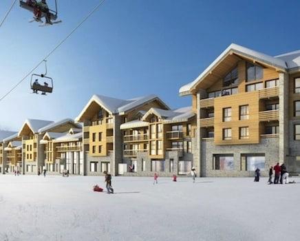 La justice a mis un coup d'arrêt au développement immobilier de L'Alpe d'Huez. Et bloqué la construction de 4 600 nouveaux lits.