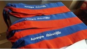 Les pin's de Wauquiez venus remplacer les écharpes aux couleurs de la Région ne sont pas du goût d'élus de l'opposition. Qui ont fait les placards...