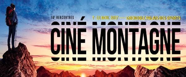 Pour la 19e édition des Rencontres Ciné Montagne, les passionnés d'altitude et de sports extrêmes sont attendus du 7 au 11 novembre au Palais des sports.