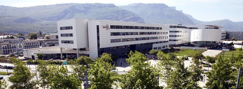 Grenoble INP Phelma compte parmi les victimes des attaques à la clé USB. © Grenoble INP Phelma