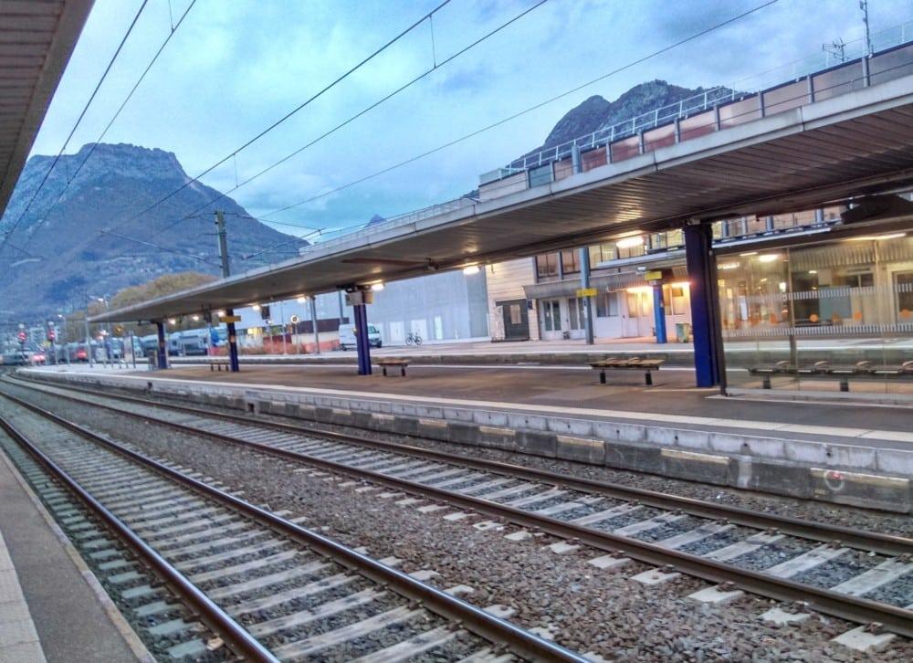 Gare de Grenoble © Florent Mathieu - Place Gre'net
