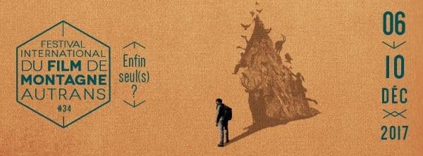 La 34e édition du Festival international du film de montagne à Autrans met plus d'une quarantaine de films en compétition du 6 au 10 décembre 2017.