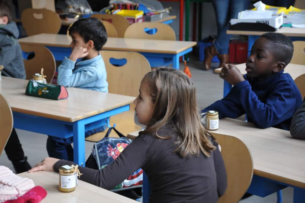 Grenoble est désormais Ville amie des enfants. © Lisa Dulac - Place Gre'net