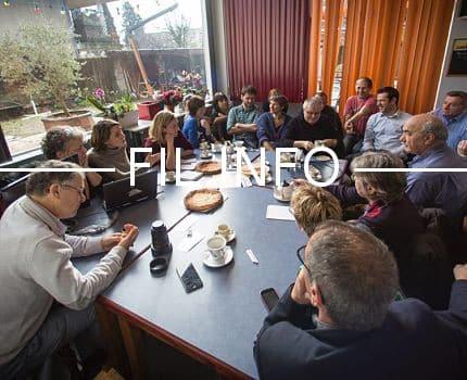 L'association Un nouveau souffle citoyen invite les habitants de l'agglomération à un Apéro Métropolitain, ce mardi 12 décembre, à Seyssinet-Pariset.