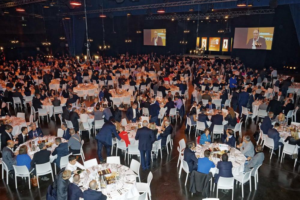 La cinquième édition de la Nuit de l'Économie organisée le jeudi 14 décembre par la CCI de Grenoble a permis de distinguer huit entreprises locales.Nuit de l'Économie 2017 de la CCI au Summum © CCI de Grenoble