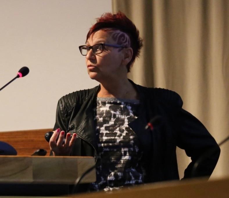 Sylviane Valdois. DR