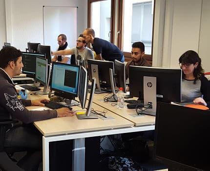 Le Campus numérique In The Alps lauréat du French Tech Community Fund 2020