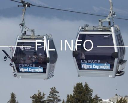 La Compagnie des Alpes a commandé pour 38 M€ de remontées mécaniques à Poma. Entre cabines design et sièges chauffants...