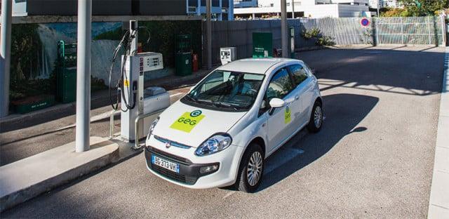 L'appel à projets veut favoriser la création de nouvelles stations BioGNV en Auvergne-Rhône-Alpes. DR