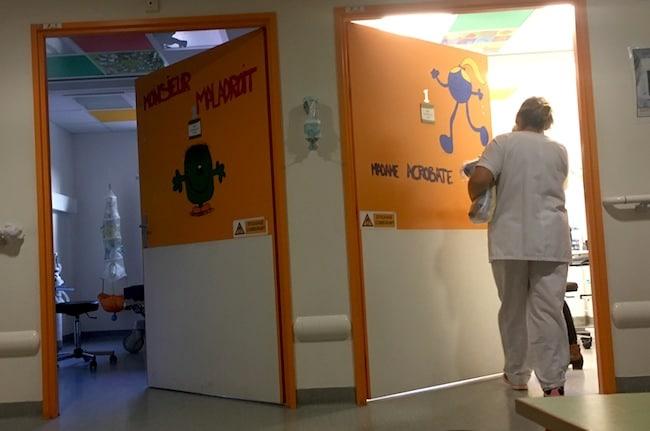 En quinze ans, le nombre de patients pris en charge en diabétologie pédiatrique au CHU Grenoble-Alpes a été multiplié par quatre. Mais pas le personnel… urgences pédiatriques du CHU à Grenoble © Patricia Cerinsek