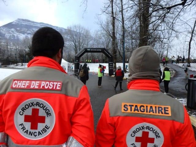 La Croix-Rouge lance son opération de quête nationale samedi 12 septembre © Croix-Rouge Grenoble