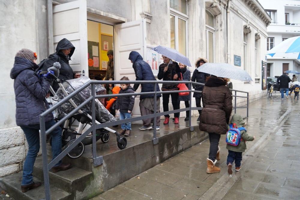 La garderie et le périscolaire seront assurés si le personnel est en nombre suffisant © Léa Raymond - Place Gre'net