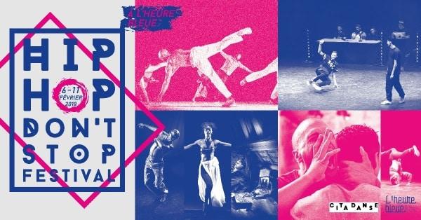 Pour sa deuxième édition, le Hip-Hop Don't Stop Festival, consacré au danses urbaines, s'installe à Saint-Martin-d'hères du 6 au 11 février 2018.