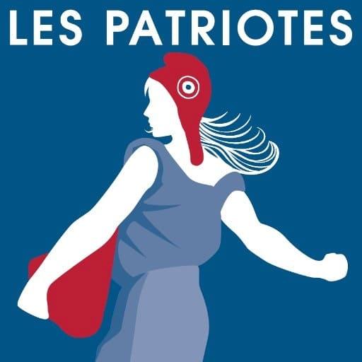 Logo Les Patriotes. DR
