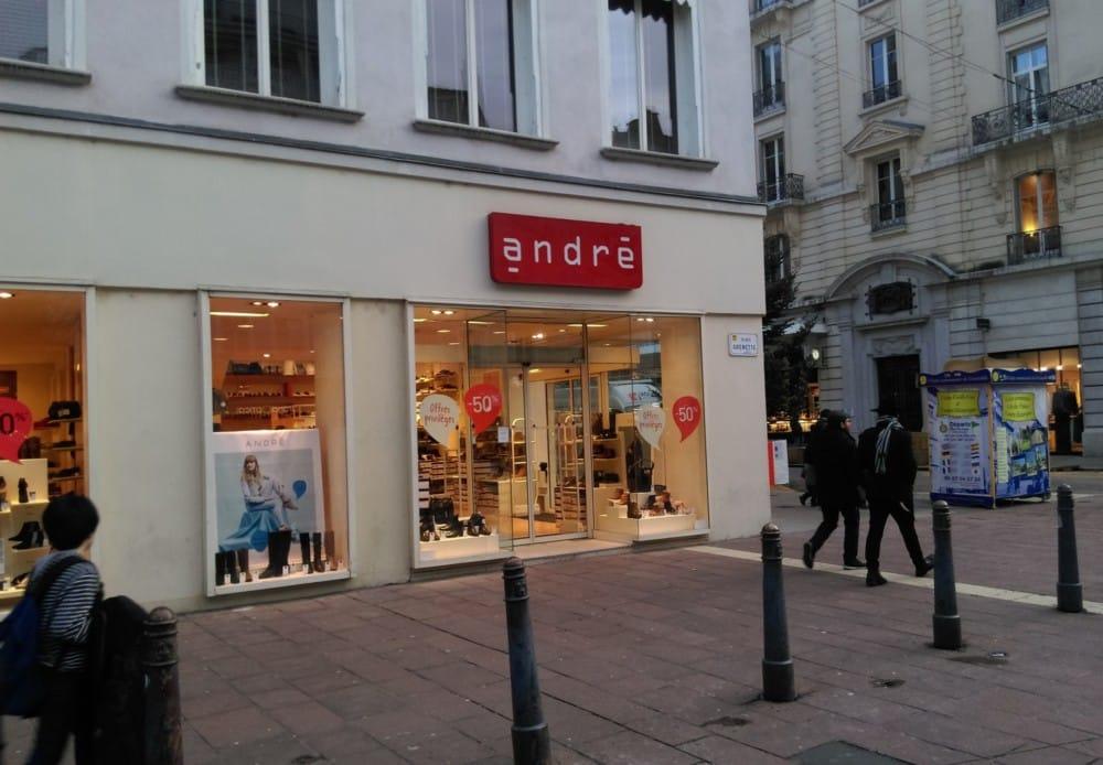 Magasin André Place Grenette à Grenoble © Florent Mathieu - Place Gre'net